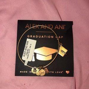 Alex & Ani | Gold Graduation Cap